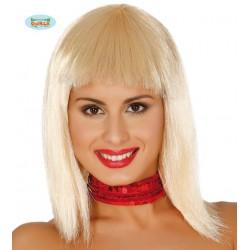 "Peruka ""Beauty"", blond z..."