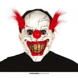 """Maska """"Clown z włosami""""-..."""