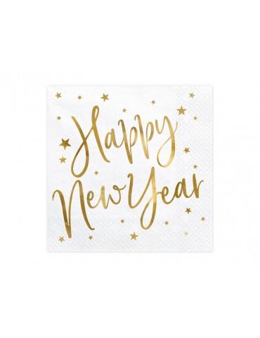 Serwetki - Happy New Year,...