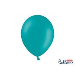 Turkusowy pastelowy - balon...