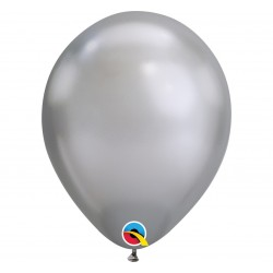 Srebrny chrom- balon...