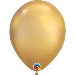 Złoty chrom - balon...