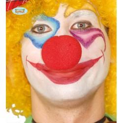 Nos Clowna - czerwony