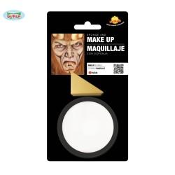 Biała farbka do twarzy - z...